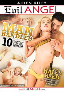 Manhandled #10 – Evil Angel