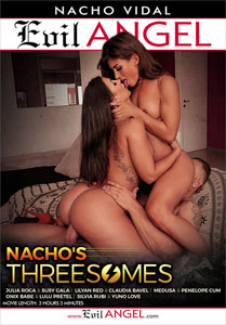 Nacho's Threesomes – Evil Angel