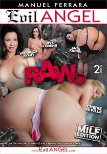 Raw 29: MILF Edition – Evil Angel