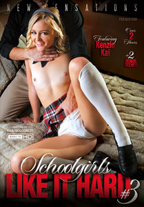 Schoolgirls Like It Hard #3 – New Sensations