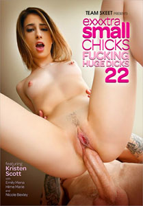 Exxxtra Small Chicks Fucking Huge Dicks #22 – Team Skeet