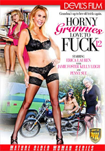 Horny Grannies Love To Fuck #12 – Devil's Film