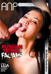Russian Teens Getting Facials – All Niche