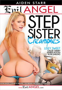 Step Sister Creampies – Evil Angel