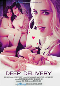 Deep Delivery – Girlsway