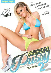 Perfect Pussy #2 – Elegant Angel