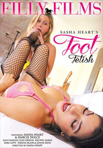 Sasha Heart's Foot Fetish – Filly Films