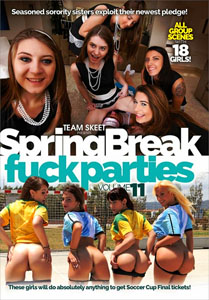 Spring Break Fuck Parties #11 – Team Skeet