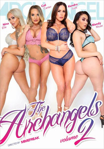 The Archangels #2 – Archangel