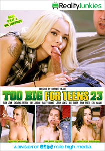 Too Big For Teens #23 – Reality Junkies