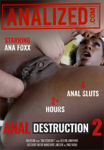 Anal Destruction #2 – Analized