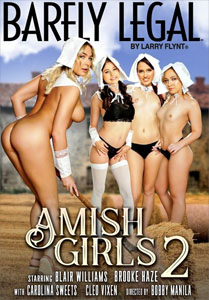 Barely Legal Amish Girls #2 – Hustler