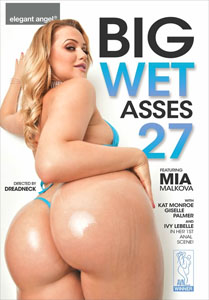 Big Wet Asses #27 – Elegant Angel