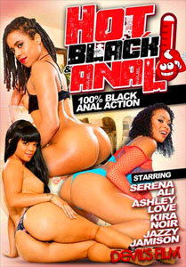 Hot, Black & Anal – Devil's Film