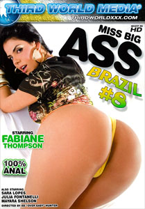 Miss Big Ass Brazil #8 – Third World Media