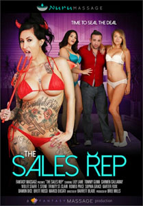 The Sales Rep – Fantasy Massage