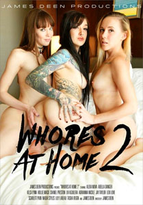 Whores At Home #2 – James Deen Productions