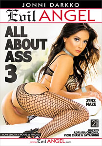 All About Ass #3 – Evil Angel