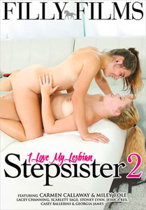 I Love My Lesbian Stepsister #2 – Filly Films