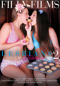 Lesbians In The Kitchen #2 – Filly Films