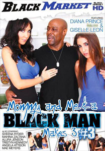 Mommy And Me & A Black Man Makes 3 #3 – Black Market