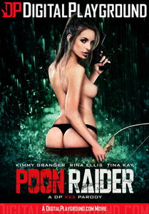 Poon Raider – Digital Playground