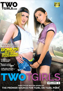 Two TGirls #3 – Two TGirls