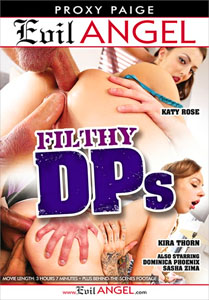 Filthy DPs – Evil Angel