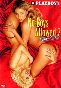 No Boys Allowed #2 – Playboy