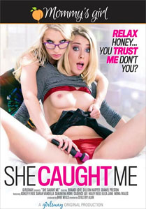 She Caught Me – Girlsway