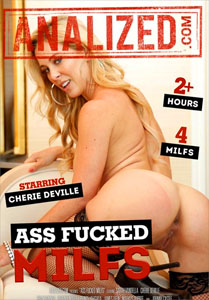 Ass Fucked MILFs – Analized