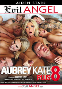 Aubrey Kate Plus #8 – Evil Angel
