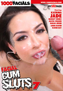 Facial Cum Sluts #7 – My XXX Pass