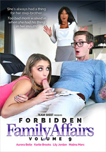 Forbidden Family Affairs #9 – Team Skeet