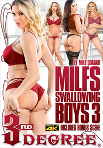 MILFS Swallowing Boys #3 – Third Degree