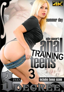 Anal Training Teens #3 – Third Degree