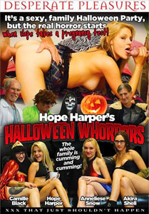 Hope Harper's Halloween Whorrors – Desperate Pleasures