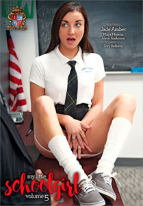My Little Schoolgirl #5 – Innocent High