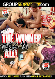 The Winner Takes 'M All! – Group Sex Games