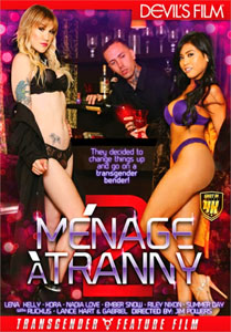 Menage A Tranny #2 – Devil's Film