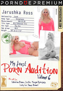 My First Porn Audition #6 – Porndoe Premium