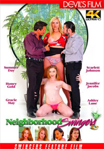 Neighborhood Swingers #21 – Devil's Film