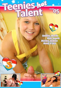 Teenies Hot Talent #5 – My Sexy Kittens