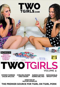 Two TGirls #4 – Two TGirls
