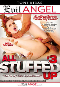 All Stuffed Up #3 – Evil Angel