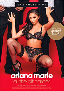 Ariana Marie: A Little Bit Harder – Evil Angel