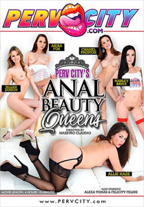 Perv City's Anal Beauty Queens – Perv City