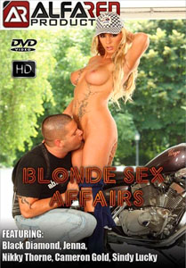 Blonde Sex Affairs – Alfa Red