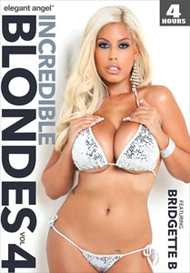 Incredible Blondes #4 – Elegant Angel