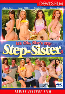 It's Okay! She's My Stepsister #4 – Devil's Film